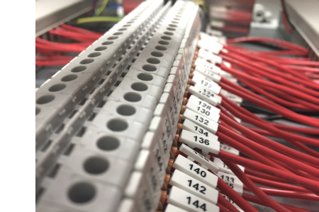 Bespoke Control Panels built to current best practice for a wide range of industries.