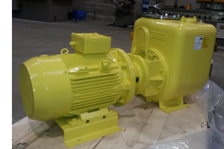 Industrial pump systems are one of our specialities and we will be able to provide a full range of services from specification to repair.
